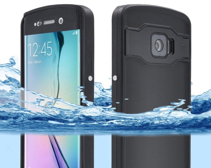 Waterproof Galaxy S6 Edge Case