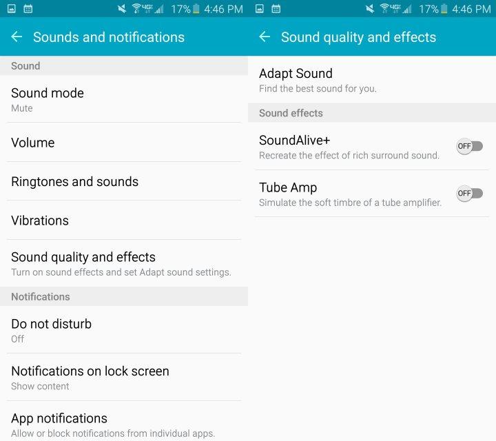 Make the Galaxy S7 Sound Better (Uqualizer)