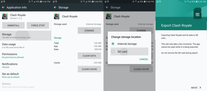 How to Move Apps to the Micro-SD Card
