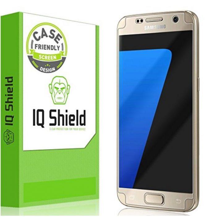 IQ Shield LiQuidSkin for Galaxy S7