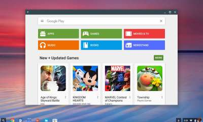install android apps on chromebook