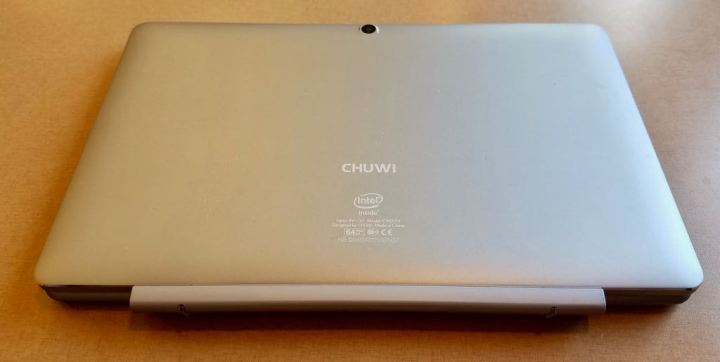 chuwi hibook dual boot 2 in 1 top