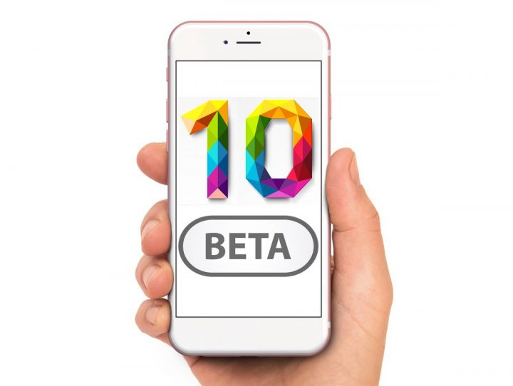 iOS 10 Beta Free Download