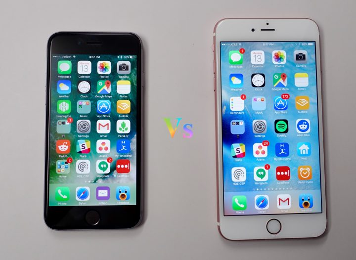 What's new in iOS 10 and iOS 10.1 and how they compare to iOS 9.