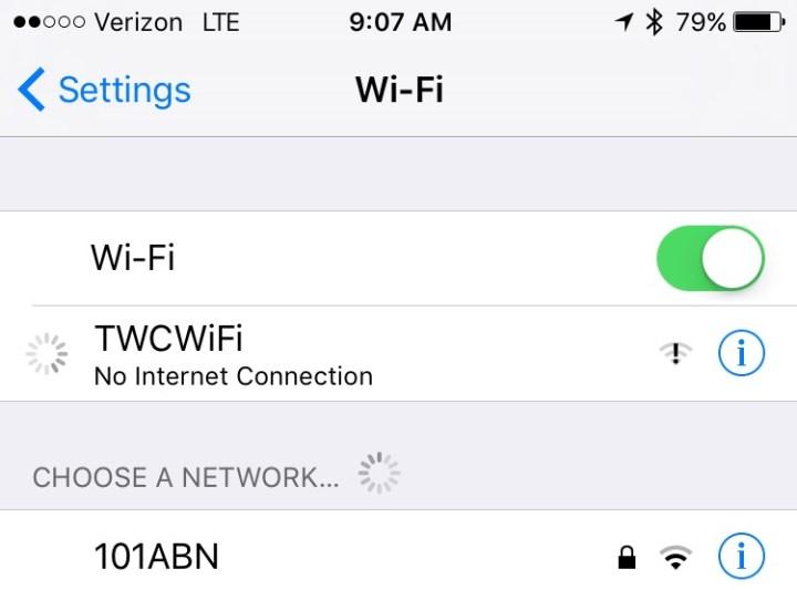 iOS 10 WiFi Upgrades