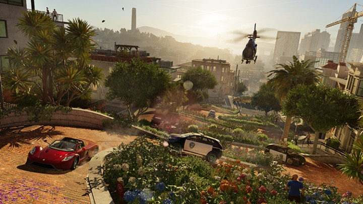 Watch Dogs 2 Weapons & Gadgets