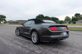 2016 Mustang GT Review Convertible - 10
