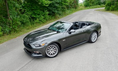 What you need to know about the 2016 Mustang GT Convertible.