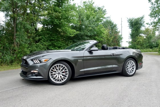 2016 Mustang GT Review Convertible - 5