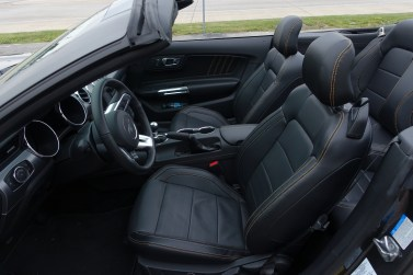 2016 Mustang GT Review Convertible - 6