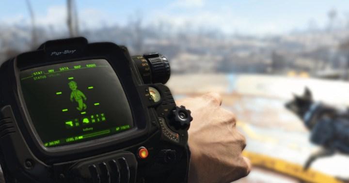 Fallout 3 Pip Boy