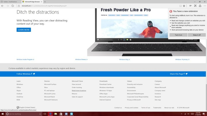How to Block Ads in Windows 10's Microsoft Edge (5)
