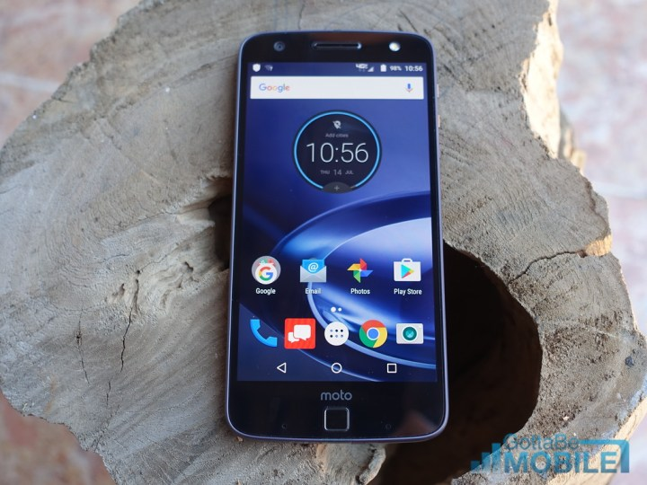 How to Change the Moto Z Wallpaper and Lockscreen Message