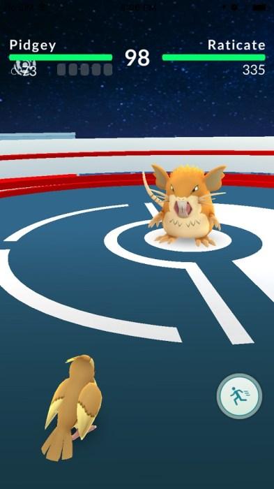 Pokemon Go Battles 2