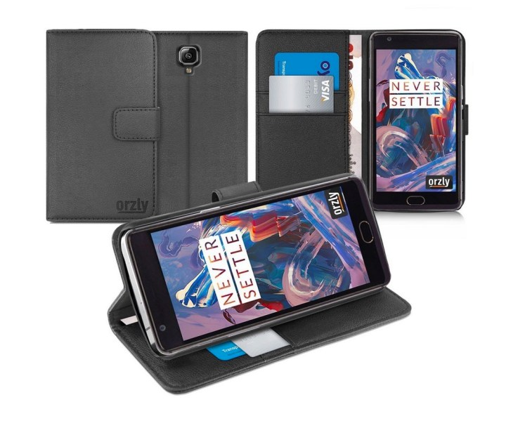 Orzly Wallet & Kickstand Case