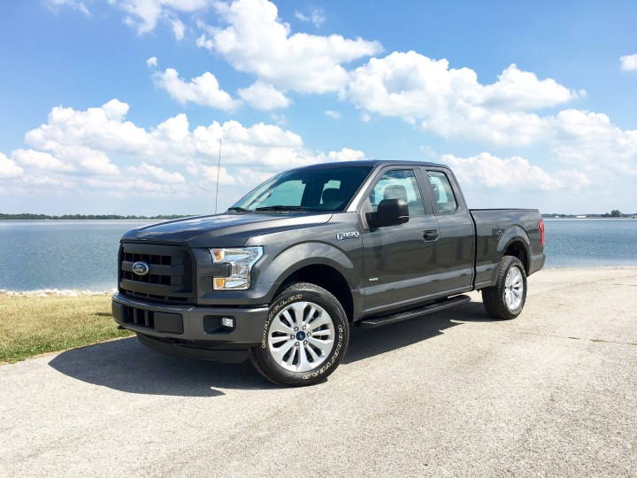 2016 Ford F-150 Review