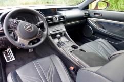 2016 Lexus RC F Review - - 1