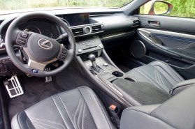 2016 Lexus RC F Review - - 1