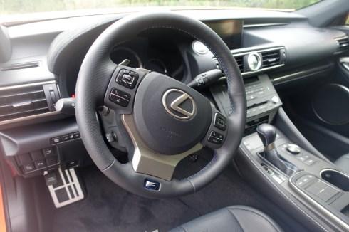 2016 Lexus RC F Review - - 3