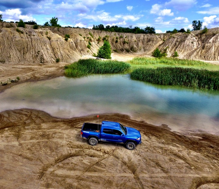 The 2016 Toyota Tacoma TRD Off-Road is ready to go wherever you are.