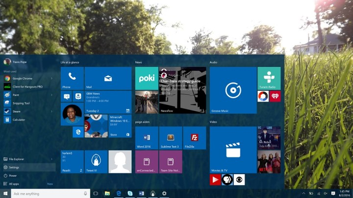 Download Windows 10 Anniversaary Update (2)