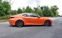 Lexus RC F Review Performance - 3
