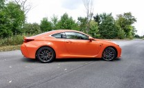 Lexus RC F Review Performance - 3