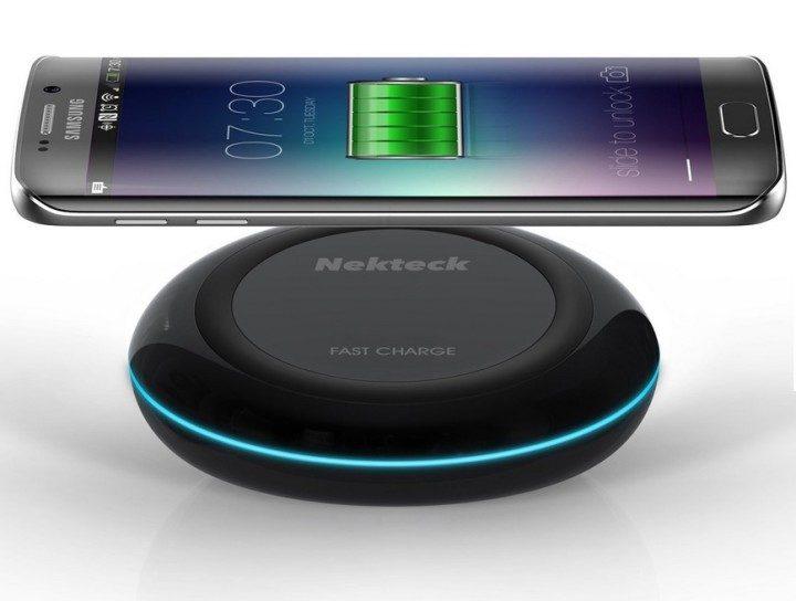NekTech Fast Wireless Charging Pad