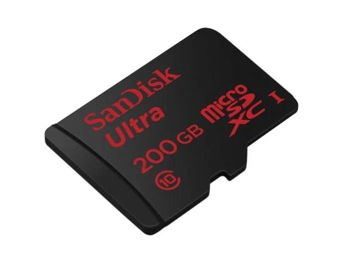 SanDisk Ultra 200GB