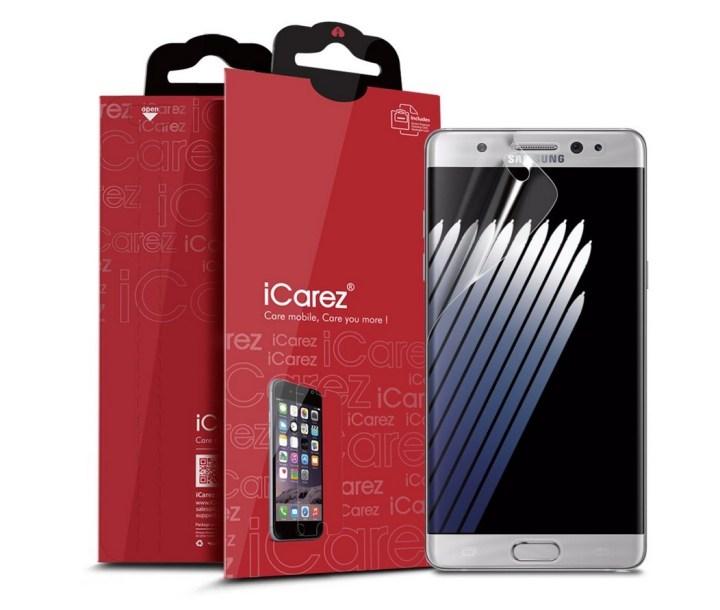 iCarez Galaxy Note 7 Screen Protector