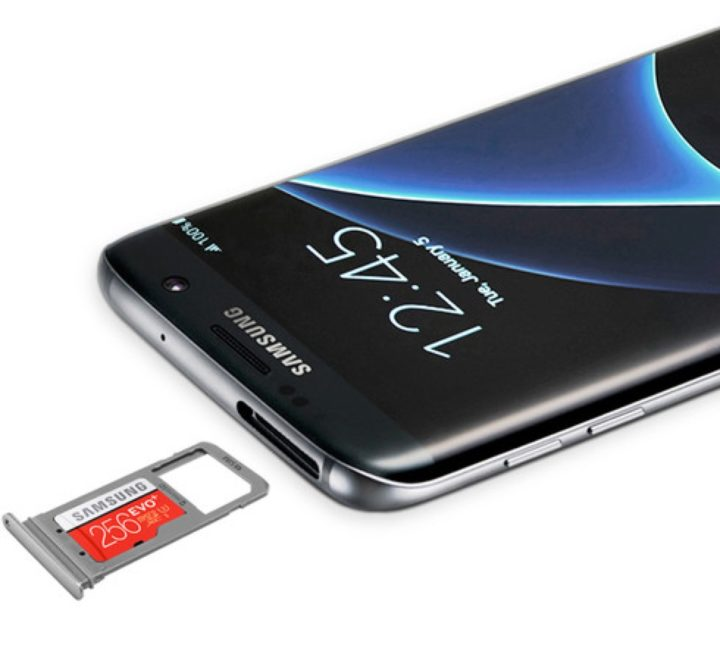 Best MicroSD Cards for the Galaxy S7 & S7 Edge