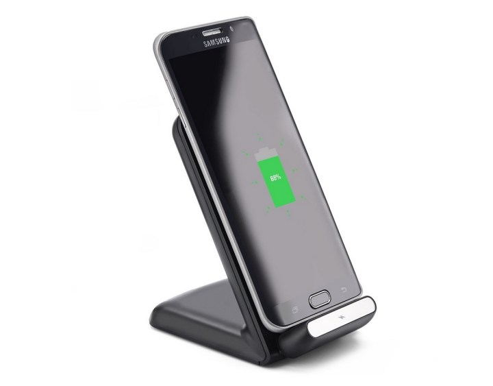 Itian Qi Wireless Fast Charging Stand for Samsung