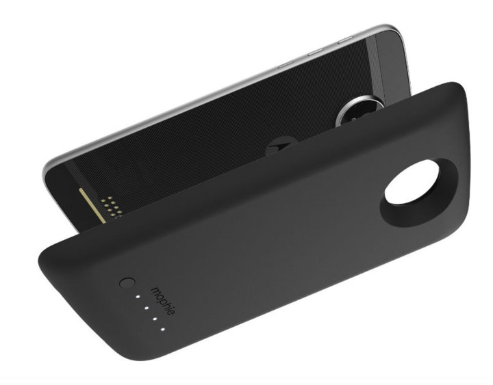 Mophie Juice Pack Mod for Moto Z