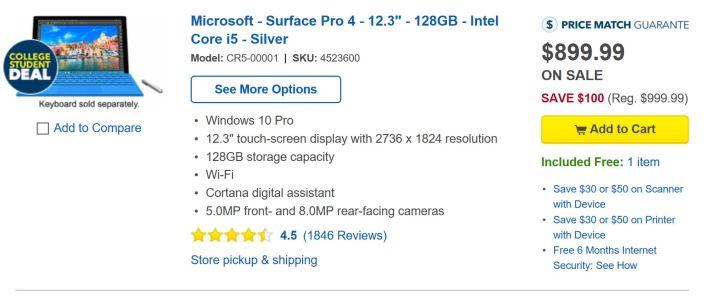 surface-pro-4-deal-best-buy
