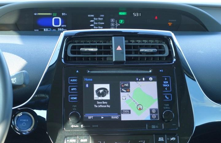 2016 Toyota Prius Review - Prius Three - 11