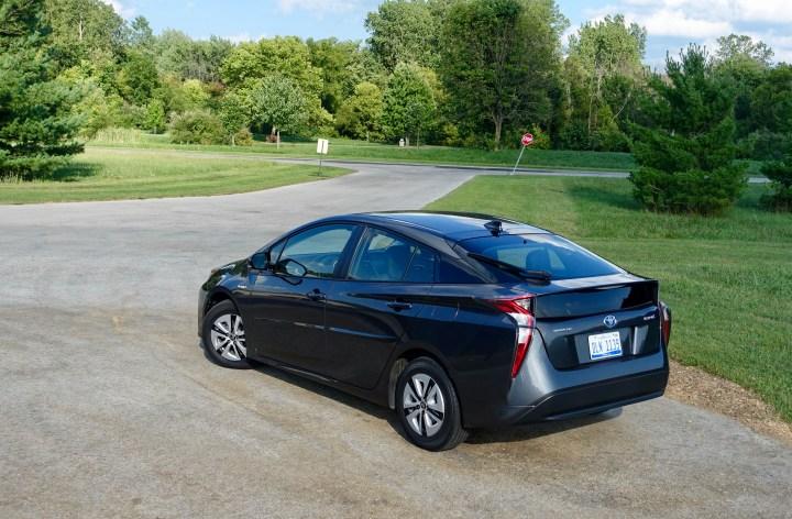2016 Toyota Prius Review - Prius Three - 3