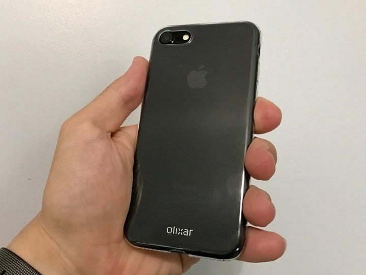 Olixar Ultra-Thin iPhone 7 Clear Case
