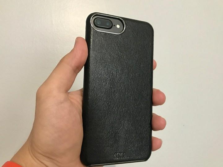 Sena Ultra Thin Snap-On & Lugano Wallet iPhone 7 Plus Cases