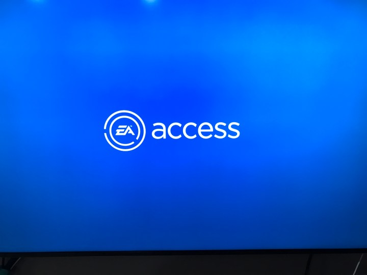 EA Access offers a 10 hour trial. You need to quit the game to stop the timer.