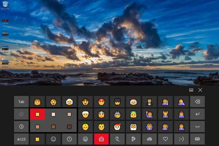 How to Use Emoji on Windows 10, Windows 8 and Windows 7