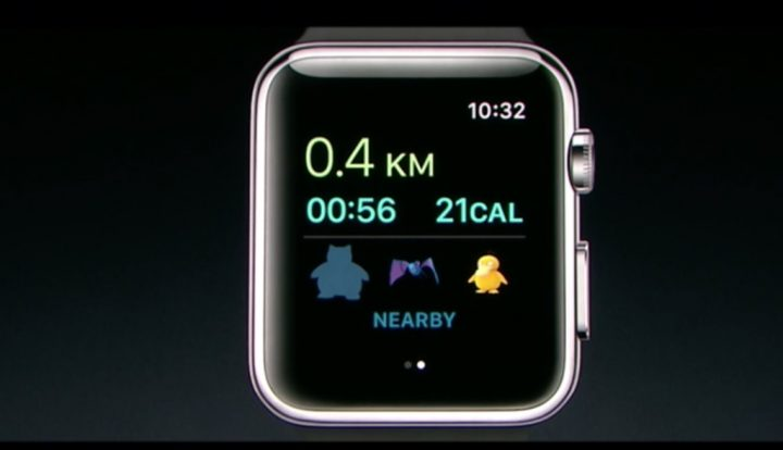 Pokemon GO for Apple Watch (3)