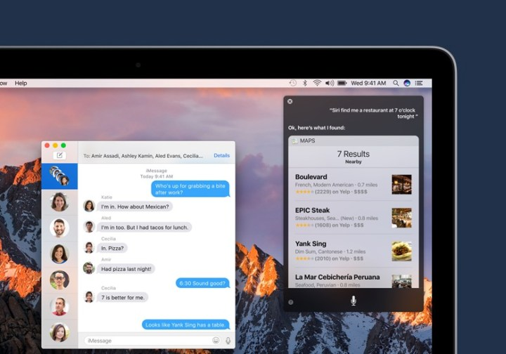 Install macOS Sierra if You Love Siri