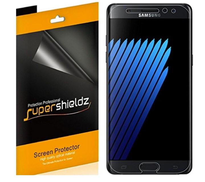 SuperShieldz Clear Film 2-pack