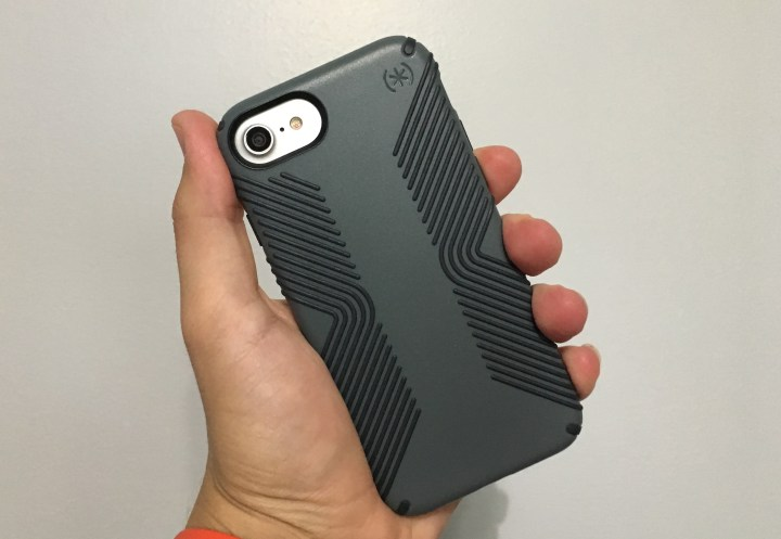 b24b3324924 Speck chose to deliver a new line of iPhone 7 cases that look and feel  amazing. The new Presidio iPhone 7 cases use upgraded material to deliver  better ...