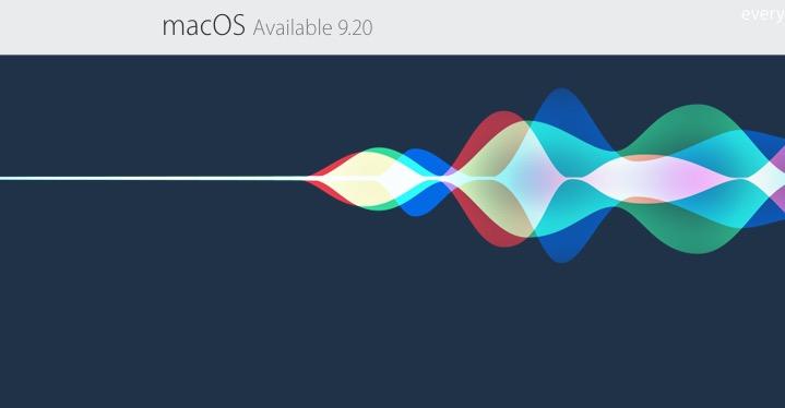 The macOS Sierra release date is September 20th.
