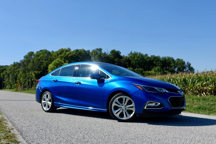 The essential Chevy Cruze upgrades add smart safety features that make driving easier and safer.