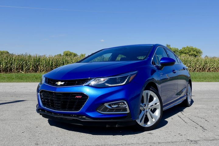 2016 chevy cruze review. Black Bedroom Furniture Sets. Home Design Ideas