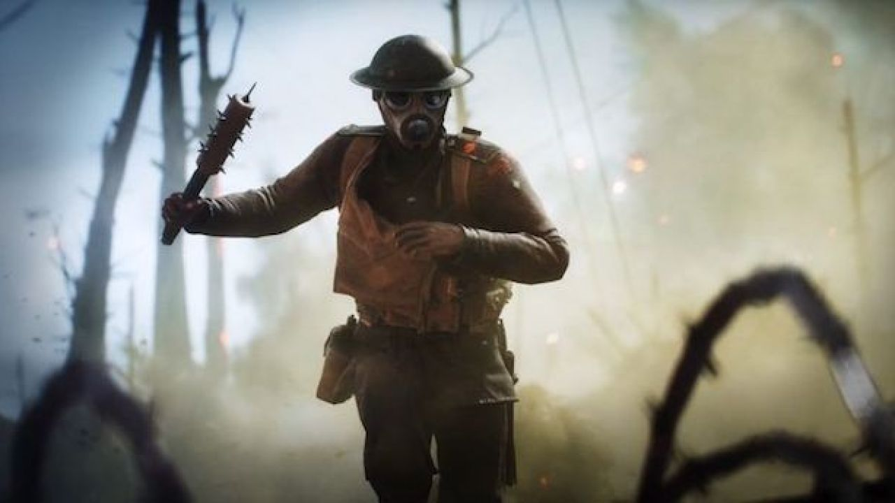 Bf1 Player Count