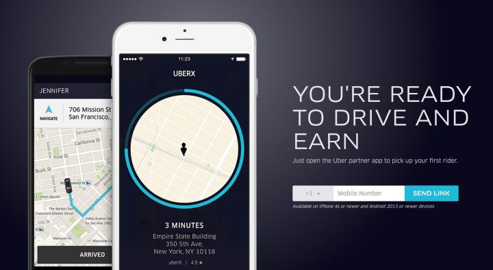 Uber & Lyft - Make Money Driving People