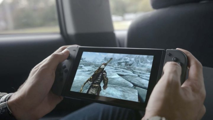 Gaming on the Go with Nintendo Switch